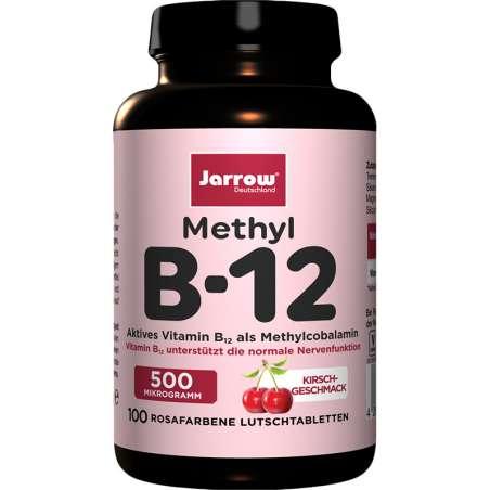 Dose Vitamin B12 500 µg