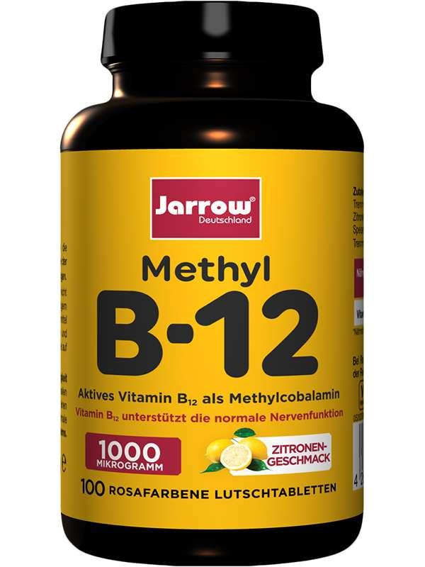 Dose Vitamin B12 1000 µg