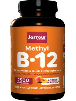 Methyl B-12 2500 µg –...