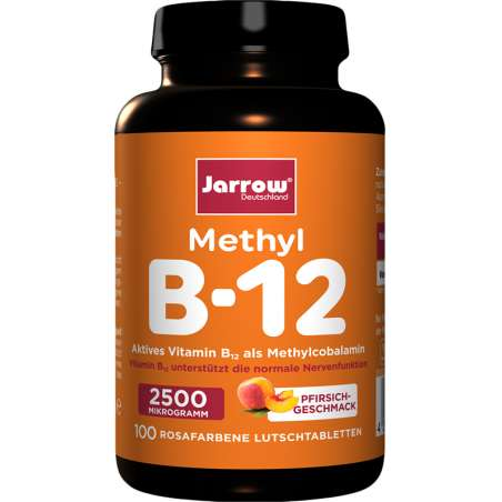 Dose Vitamin B12 2500 µg
