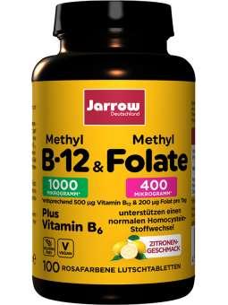 Methyl-B12 & Methyl Folate...