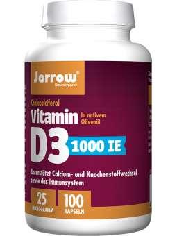 Vitamin D3 1000 IE