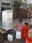 Retten Sie Leben in aller Welt – mit PAUL dem Wasserrucksack